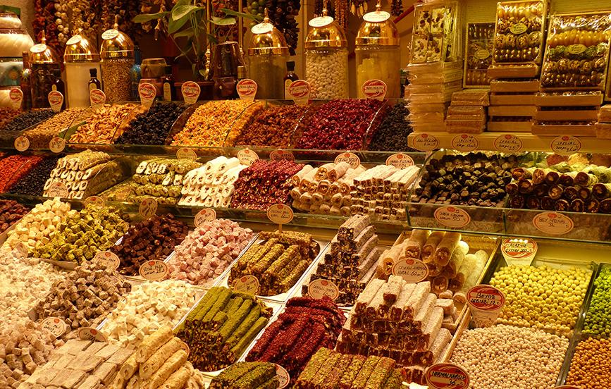 Turkish markets in Instanbul | Tourist Wedding - Wedding tourism